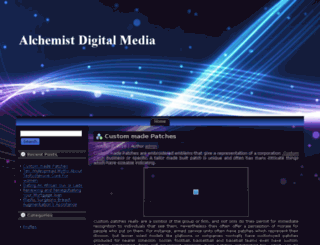 alchemistdigitalmedia.com screenshot