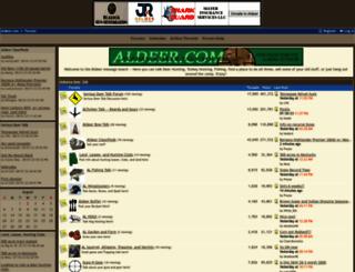 aldeer.com screenshot