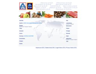 aldifoto.com screenshot