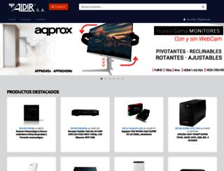 aldirsa.com screenshot