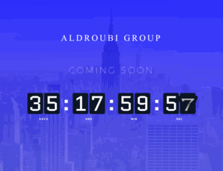 aldroubigroup-sy.com screenshot
