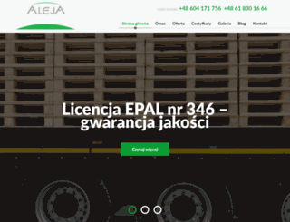 aleja.net.pl screenshot