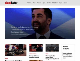 alemihaber.com screenshot