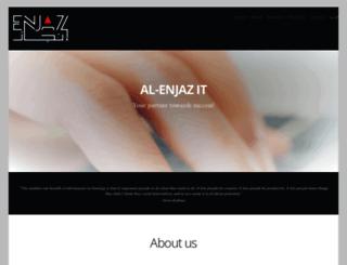 alenjaz.com screenshot