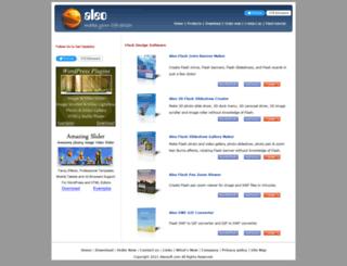 aleosoft.com screenshot
