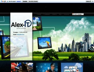 alex-it.ru screenshot