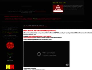 alexanderbackman.com screenshot