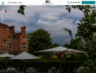 alexanderhotels.co.uk screenshot