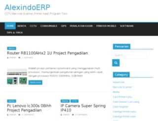 alexindoerp.com screenshot