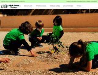 alfa-omega.org screenshot