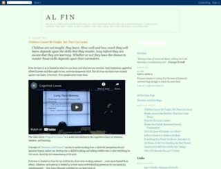 alfin2100.blogspot.com screenshot