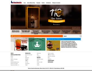 alfonzorivas.com screenshot