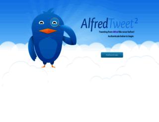 alfredtweet.dferg.us screenshot