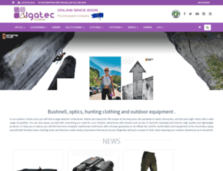algatecoutdoor.com screenshot