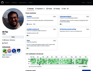 ali-tas.com screenshot