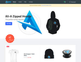 aliashop.com screenshot