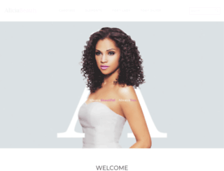 aliciabeauty.com screenshot