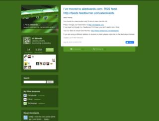 aliedwards.typepad.com screenshot