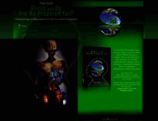 aliensandus.com screenshot