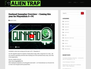alientrap.org screenshot