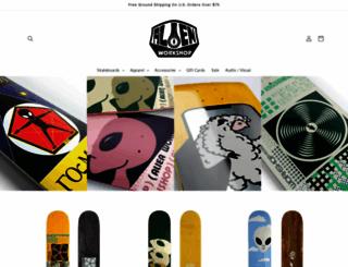 alienworkshop.com screenshot