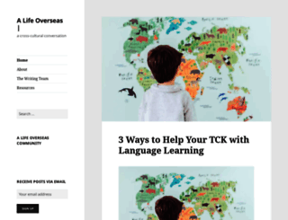 alifeoverseas.com screenshot