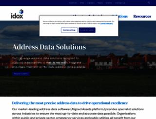 aligned-assets.co.uk screenshot