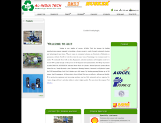 alindiatech.com screenshot