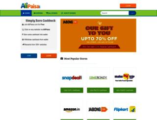 alipaisa.com screenshot