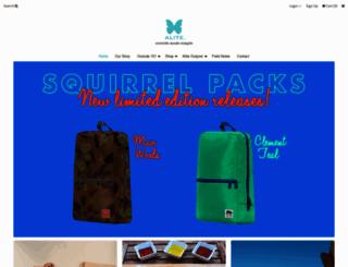 alitedesigns.com screenshot