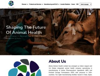 alivira.co screenshot
