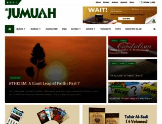 aljumuah.com screenshot