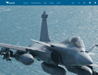 alkan.fr screenshot
