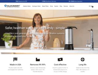 alkaway.com screenshot