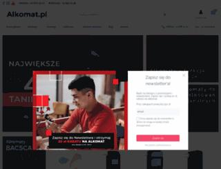 alkomat.pl screenshot