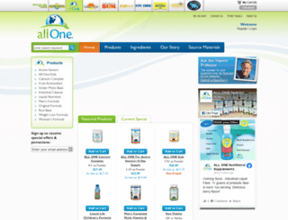 all-one.com screenshot