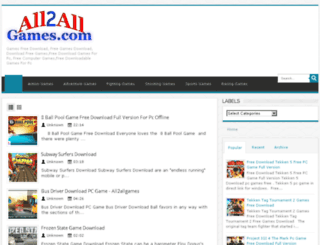 all2allgames.com screenshot