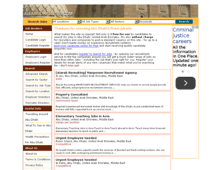 allabudhabijobs.com screenshot