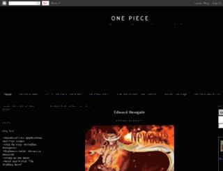allanz-onepiece.blogspot.com screenshot