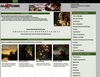 allartclassic.com screenshot