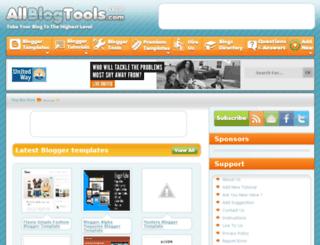 allblogtools.com screenshot