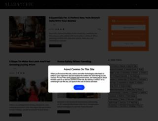 alldaychic.com screenshot