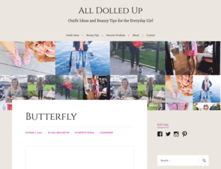 alldolledupblog.com screenshot