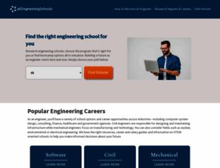 allengineeringschools.com screenshot