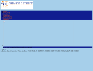 allenreidenterprises.com screenshot