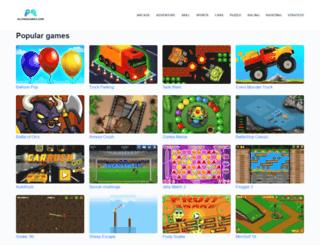 allfreegamez.com screenshot