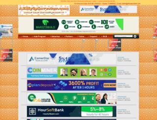allhyipinvestor.com screenshot