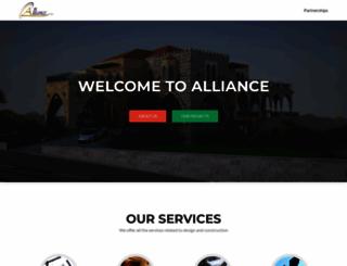 alliance-lb.com screenshot