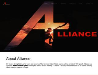 alliance11.com screenshot
