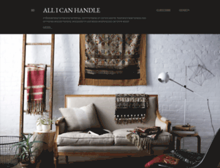 allicanhandle.blogspot.com screenshot